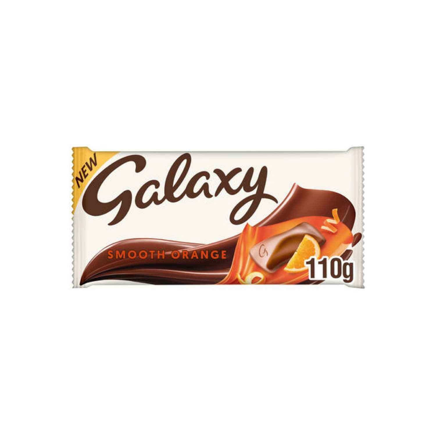 Galaxy Smooth Orange Chocolate Bar